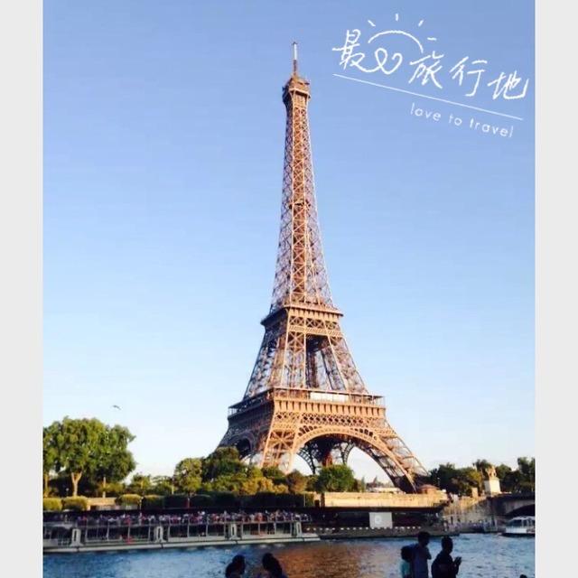 巴黎圣母院_埃菲尔铁塔
