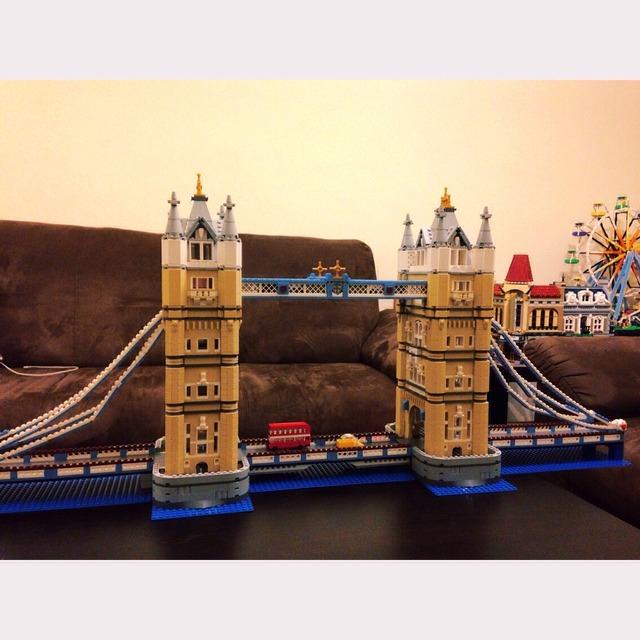 lego伦敦塔桥_lego 伦敦塔桥