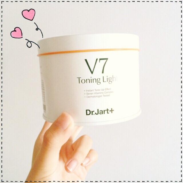 dr+jart的v7素颜霜