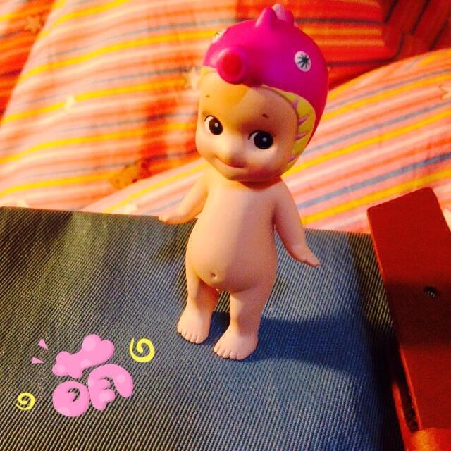 sonny angle 超可爱的娃娃[害羞]