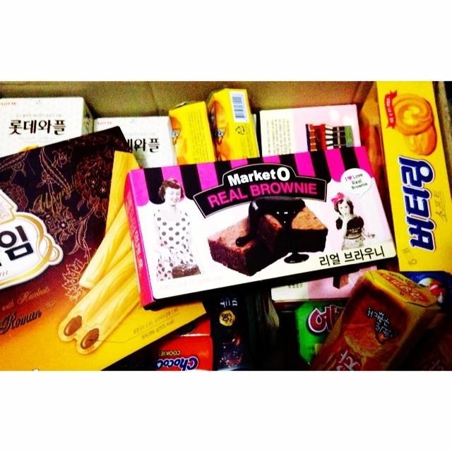 小可爱中等套餐_韩国零食_怎么样__韩国购物攻略-小红