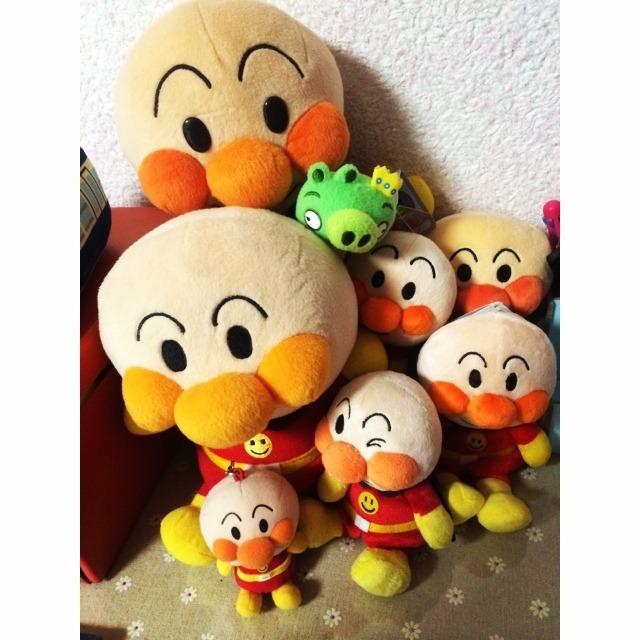 日本西松屋 宝宝连体衣 给我小桃子准备的小衣服,满满的可爱啊.
