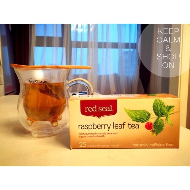准妈妈必备:覆盆子叶茶(软化宫颈)+comvita麦卢卡