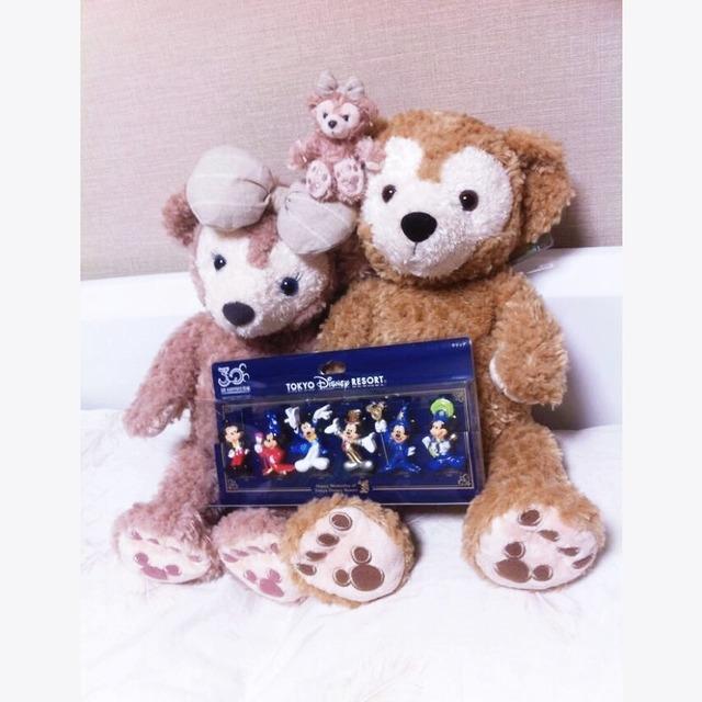 熊只有迪士尼海洋乐园才有得买_disney公仔玩具_日本购物攻略-小红书