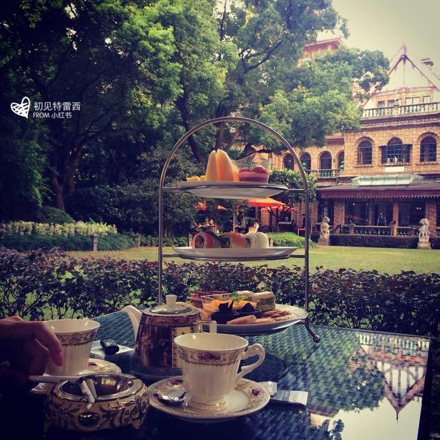 下午茶下午茶# 半岛&马勒别墅下午茶