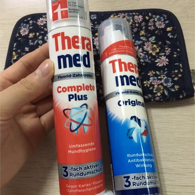 汉高美白 口腔清洁 抗过敏 牙膏_三支装可以用
